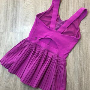 lululemon City Tank Ultra Violet - EUC - 4